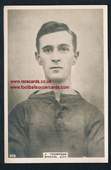 1922 Pinnace POSTCARD SIZE 878 Bristol City Thomson  premium card